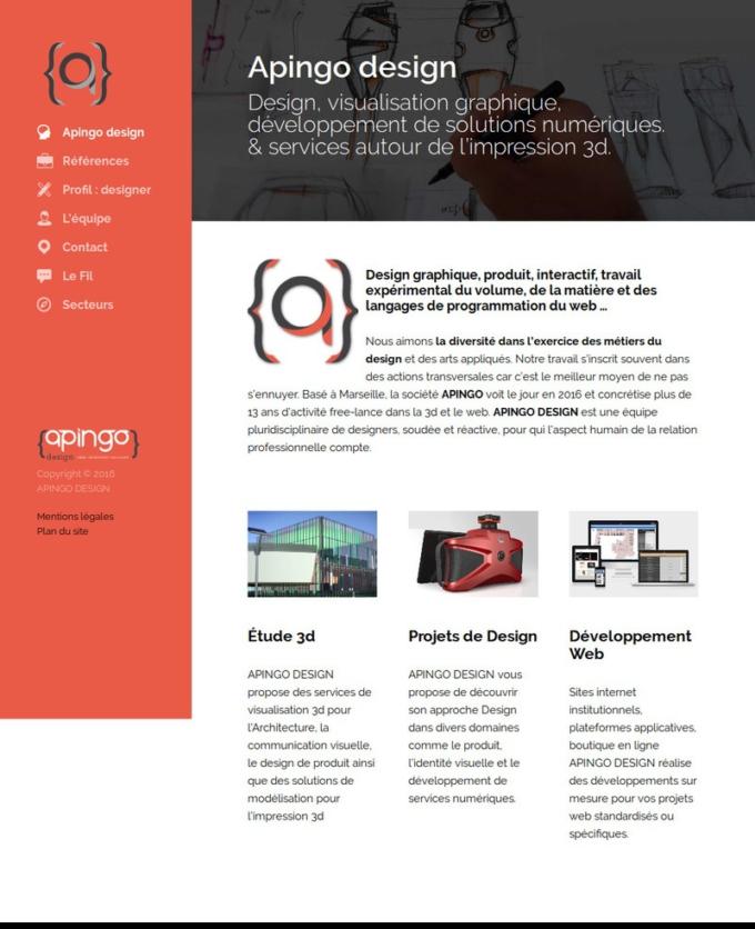 De simples nouvelles – APINGO DESIGN