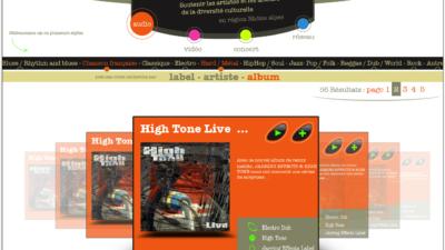 CD1D – Interface de borne 1d Touch