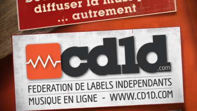 CD1D Flyer et Sticker
