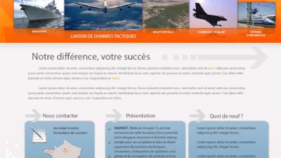 design web Diginext