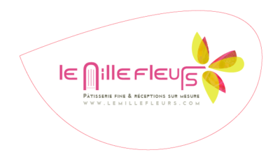 Logo et identité Le Millefleurs
