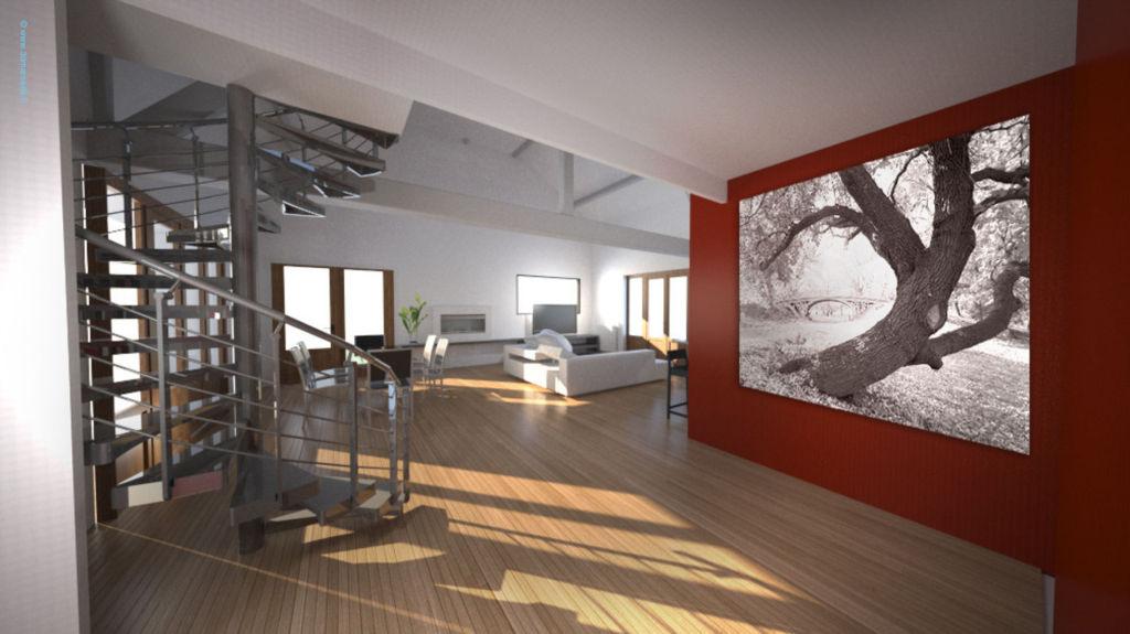 Projet D'Aménagement Intérieur Maison Individuelle – Apingo Design